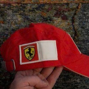 Ferrari Accessories - Ferrari Adjustable Hat Cap